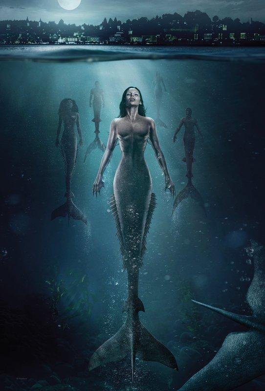 Mysterious Mermaids Sendetermine