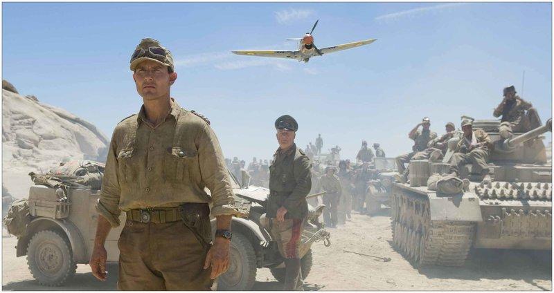 Colonel Claus von Stauffenberg (Tom Cruise, li.) – Bild: 2008 United Artists Production Finance LLC. All Rights Reserved.