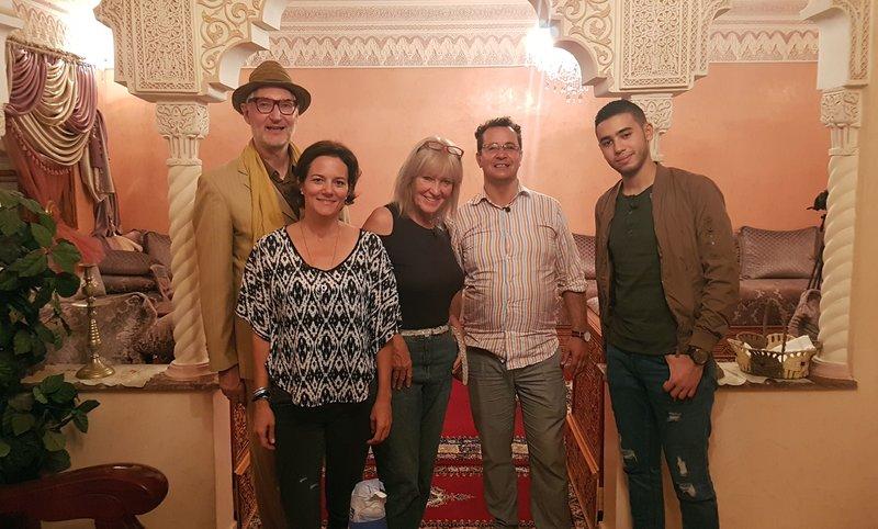 Das Perfekte Dinner 2990 Tag 1 Abdelhakim Hakim 50 Marrakesch