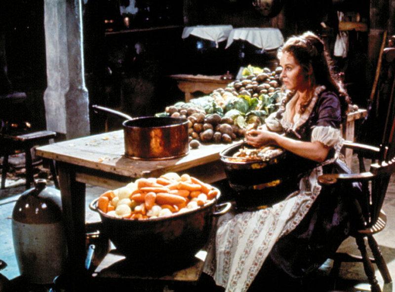 Cinderella (Gemma Craven). – Bild: MDR/DREFA