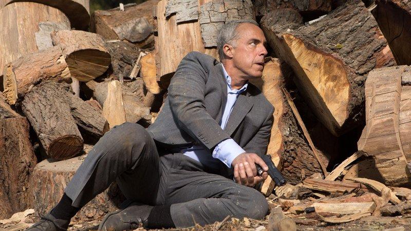 Bosch Staffel 2 Folge 10 Showdown im Wald: Titus Welliver als Harry Bosch Copyright: SRF/2016 Amazon Studios – Bild: SRF/2016 Amazon Studios