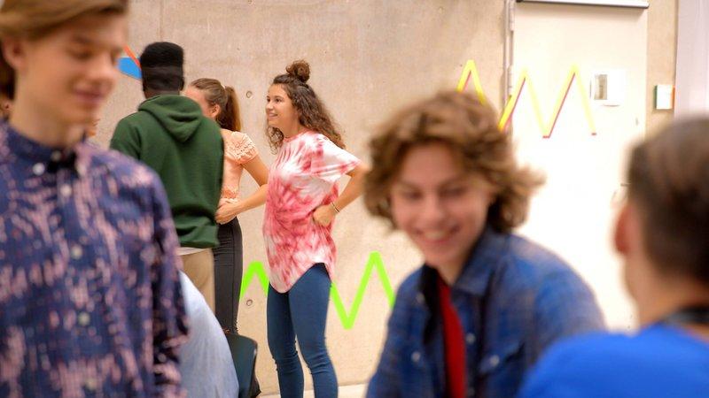 Lotte (Jesina Amweg, m.) – Bild: Nickelodeon