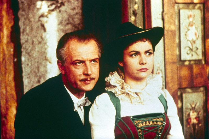 Hardo Hesse (Bartl), Anita Gutwell (Liesel). – Bild: ORF