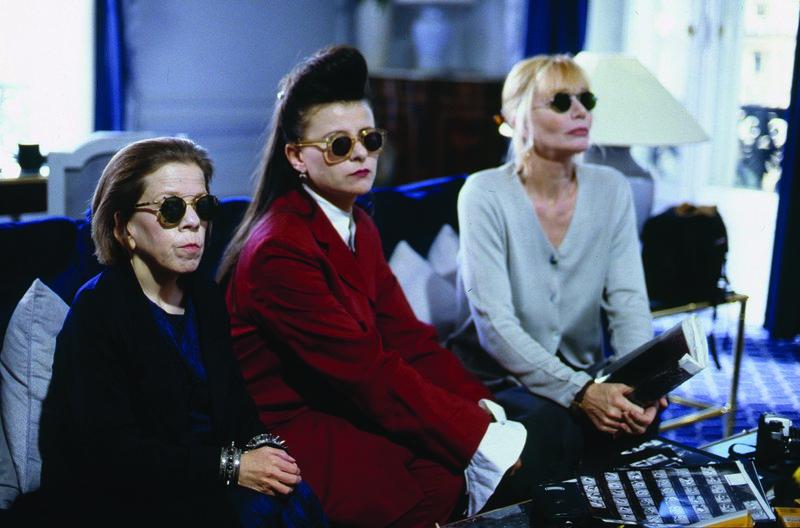 (v.l.n.r.) Regina Krumm (Linda Hunt); Nina Scant (Tracey Ullman); Sissy Wanamaker (Sally Kellerman) – Bild: 1994 Miramax, LLC. All Rights Reserved. Lizenzbild frei