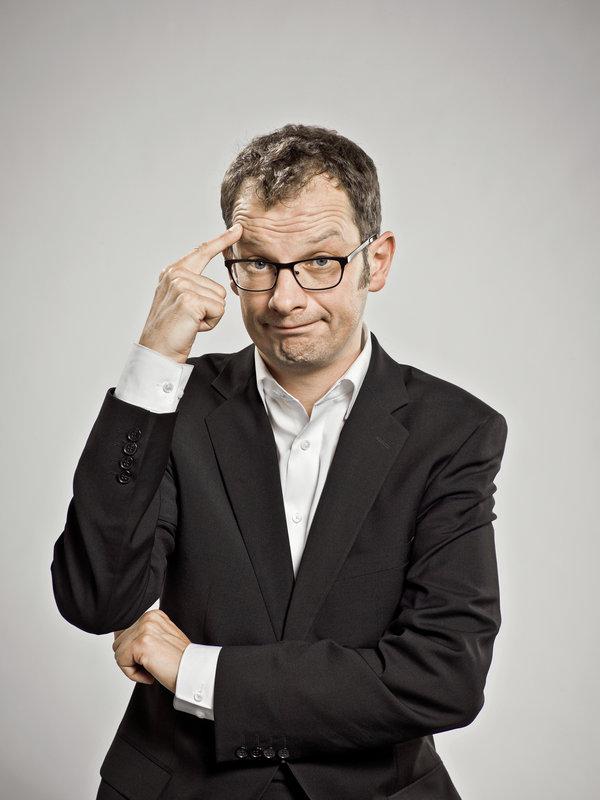 Severin Gröbner. – Bild: ZDF und ORF/Künstlerbüro/Derek Henthorn