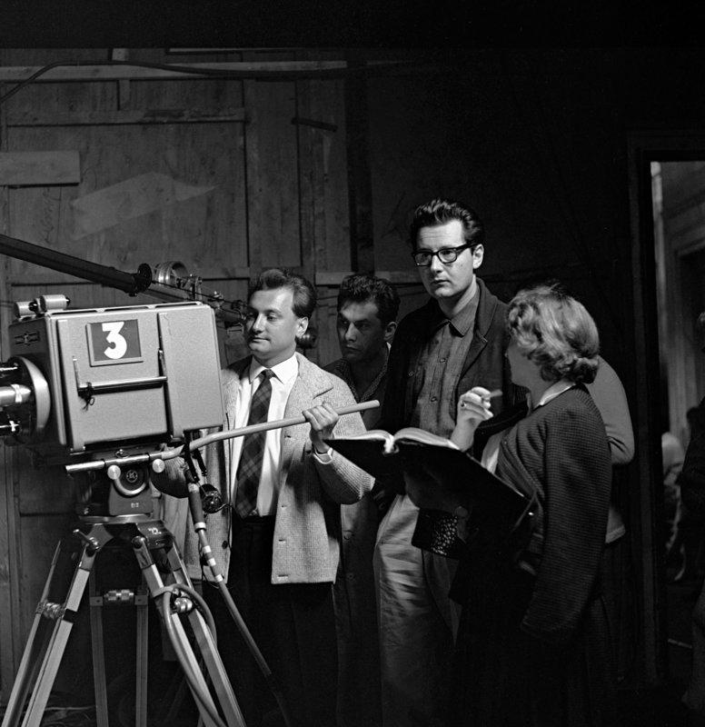 Erich Neuberg (Regie). – Bild: ORF