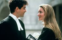 Anwältinnen küsst man nicht