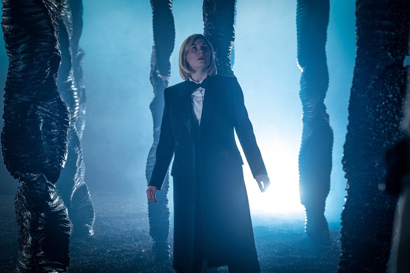 The Doctor (Jodie Whittaker) – Bild: James Pardon / Copyright: BBC Studios. Photogra / Copyright: BBC Studios