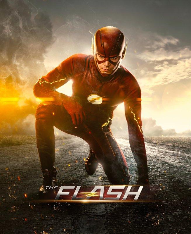 (2. Staffel) - The Flash - Artwork – Bild: 2015 Warner Bros. Lizenzbild frei