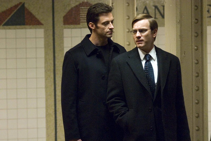 Hugh Jackman, Ewan McGregor – Bild: Servus TV
