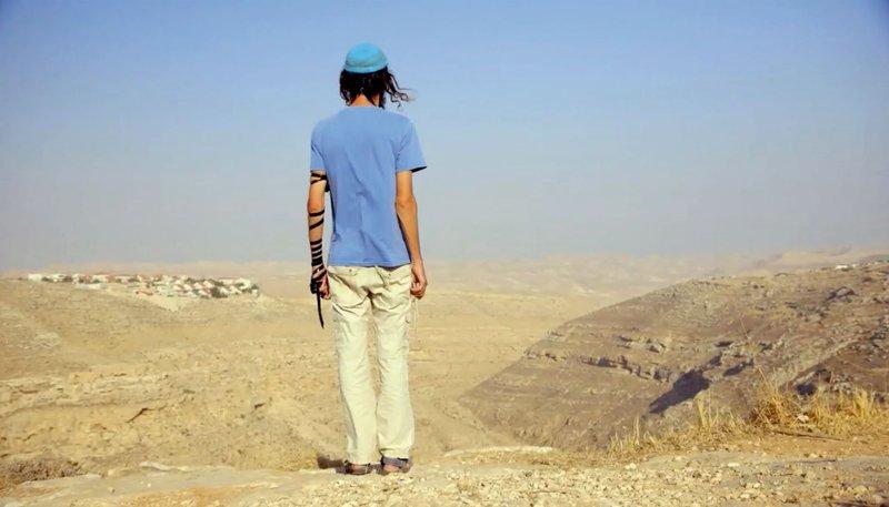 Seit Israels entscheidendem Sieg im Sechstagekrieg im Jahr 1967 haben sich israelische Bürger in den besetzten Gebieten des Westjordanlandes angesiedelt. – Bild: NDR/Les Films du Poisson