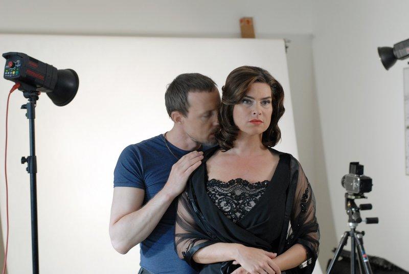 Andreas Hofer (Peter Stiller), Maren Schumacher (Simone Pressl). – Bild: ORF III