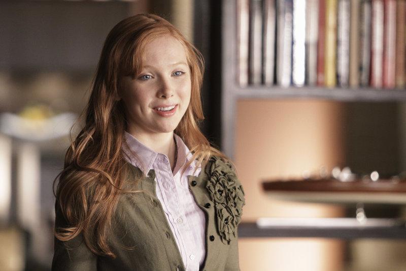 Freut sich total, dass sie beim Princeton Sommerprogramm für Highschool-Schüler dabei ist: Alexis (Molly C. Quinn) ... – Bild: © ABC Studios
