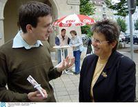 Herr Wichmann von der CDU – Bild: BR Fernsehen
