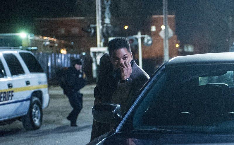 Detective Marcus Bell (Jon Michael Hill) – Bild: 2017 CBS Television. All Rights Reserved/Jeff Neira Lizenzbild frei