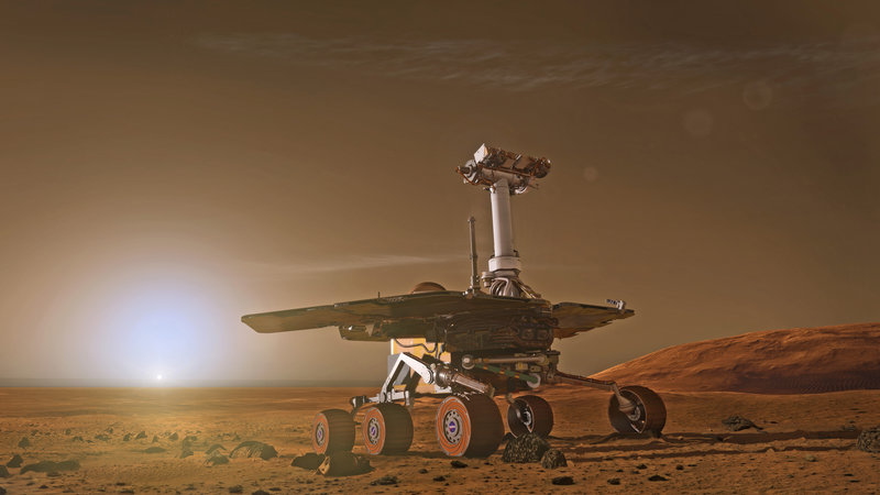 mars rover opportunity - 1200×675