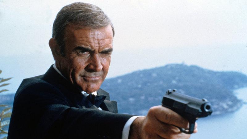 James Bond (Sean Connery) – Bild: RTL Zwei