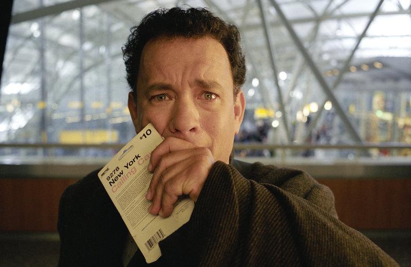 Eigentlich will Victor Navorski (Tom Hanks) nur New York besuchen, aber der Trip wird für ihn zum wahrscheinlich größten Abenteuer seines Lebens ... – Bild: Disney Channel