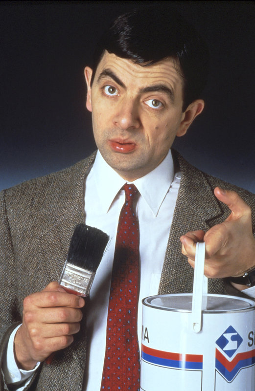 Mr Bean Frohe Weihnachten.Mr Bean 14 Folgen Episodenguide Fernsehserien De