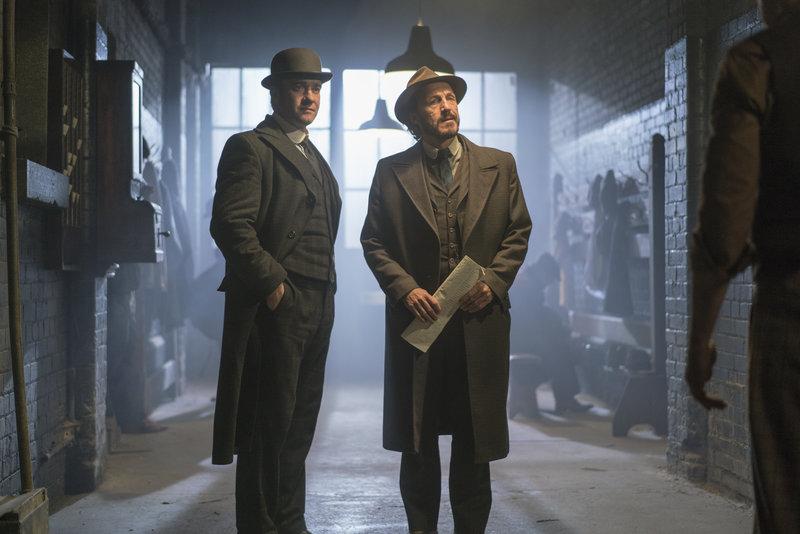 Männer des Eisens, Männer des Rauches (Staffel 4, Folge 4) – Bild: ZDF und Bernard Walsh