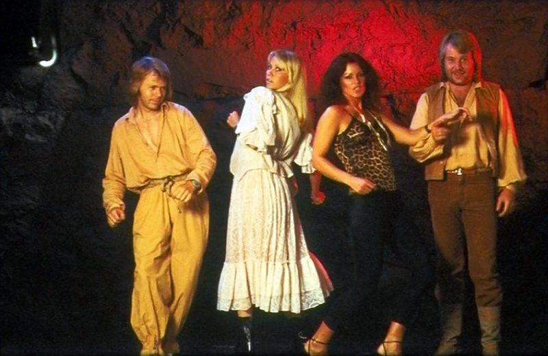 ABBA. – Bild: ORF