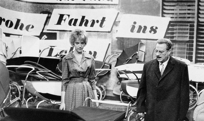 Der Kinderwagen (Staffel 2, Folge 13) – Bild: HR/Kurt Bethke