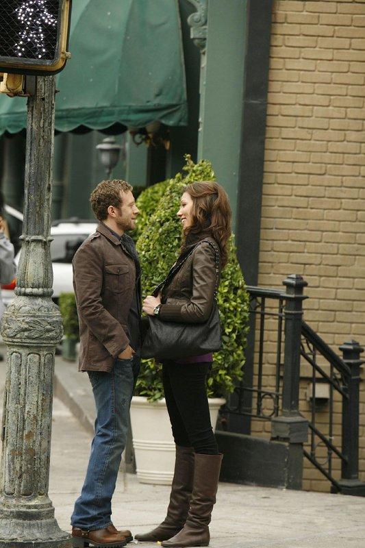 Hodgins (TJ Thyne) und Angela (Michaela Conlin) arbeiten an ihrer Beziehung. Haben beide noch eine Chance? – Bild: TVNOW/ FOX