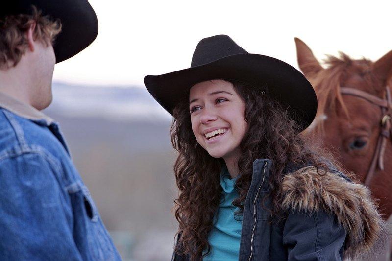 Kit Bailey (Tatiana Maslany) – Bild: Rescued Horse Season Six Inc. Lizenzbild frei