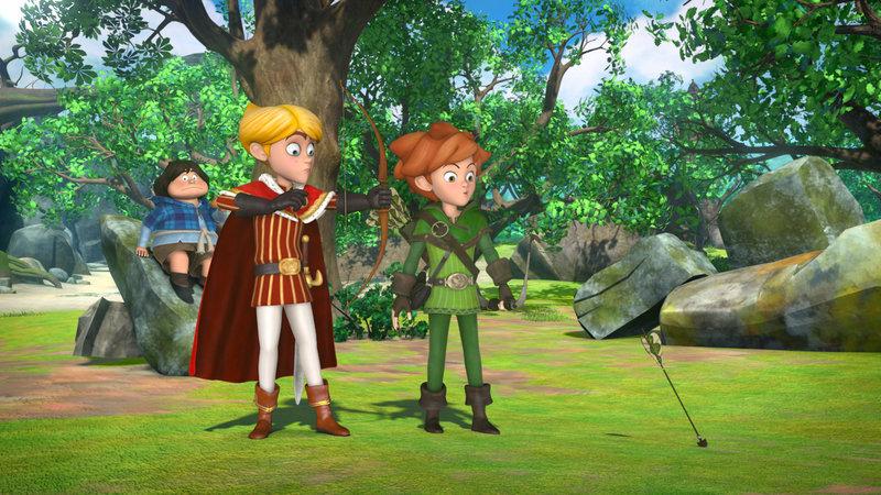 Robin Hood Episodenguide