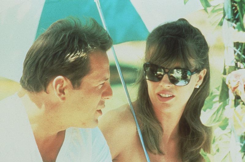 Bruce Willis, Kim Basinger – Bild: PREMIERE