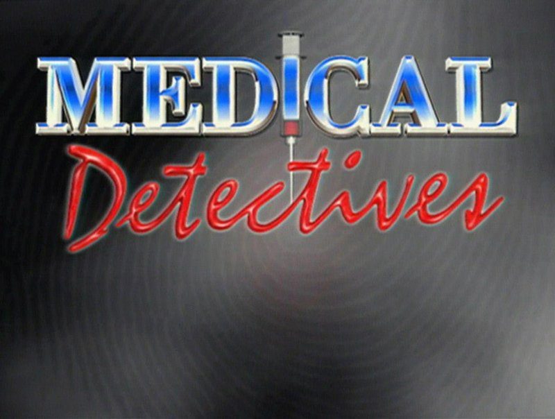 medical detectives dvd