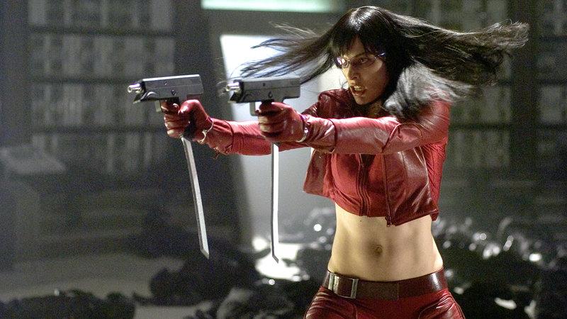Milla Jovovich als 'Violet' – Bild: RTL II