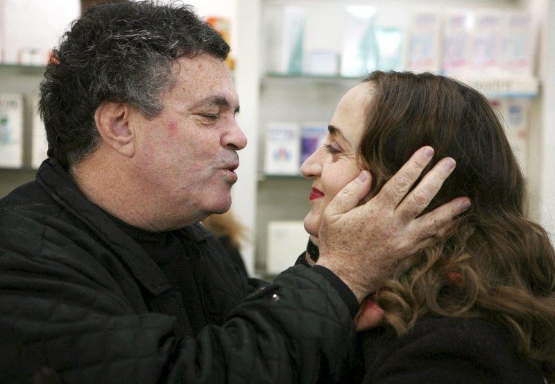 Regisseur Amos Gitaï und Dominique Blanc. – Bild: NDR/IMAGE ET COMPAGNIE