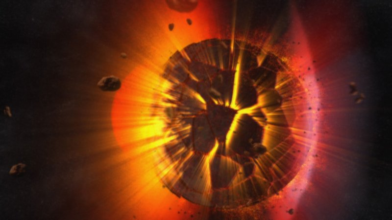Die größten Explosionen (Staffel 4, Folge 4) – Bild: n-tv / Flight 33