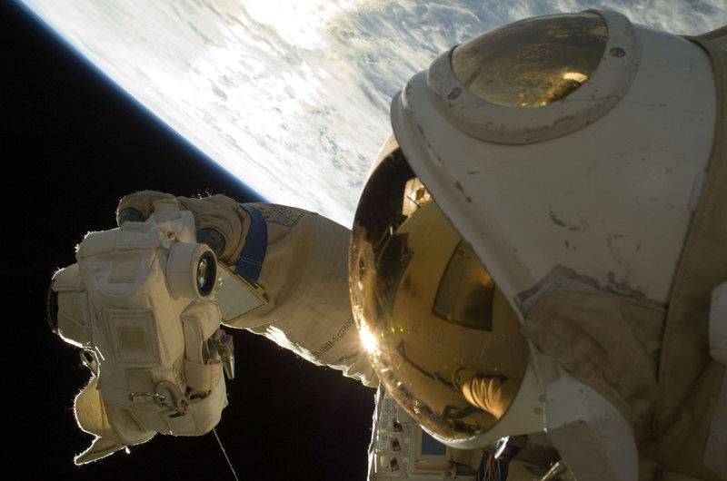 Die Internationale Raumstation ISS (Staffel 2, Folge 6) – Bild: NASA Lizenzbild frei