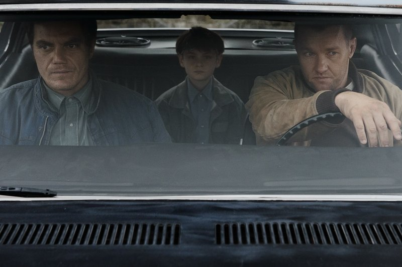 (v.l.n.r.) Roy (Michael Shannon); Alton (Jaeden Lieberher); Lucas (Joel Edgerton) – Bild: Warner Bros. Lizenzbild frei