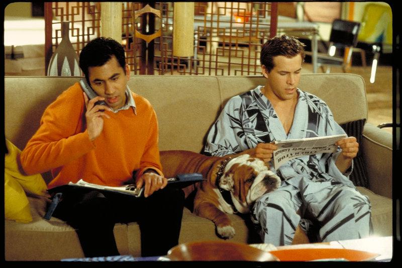 Kal Penn als Taj Mahal Badalandabad (l.) und Ryan Reynolds als Van Wilder (r.) – Bild: 3+