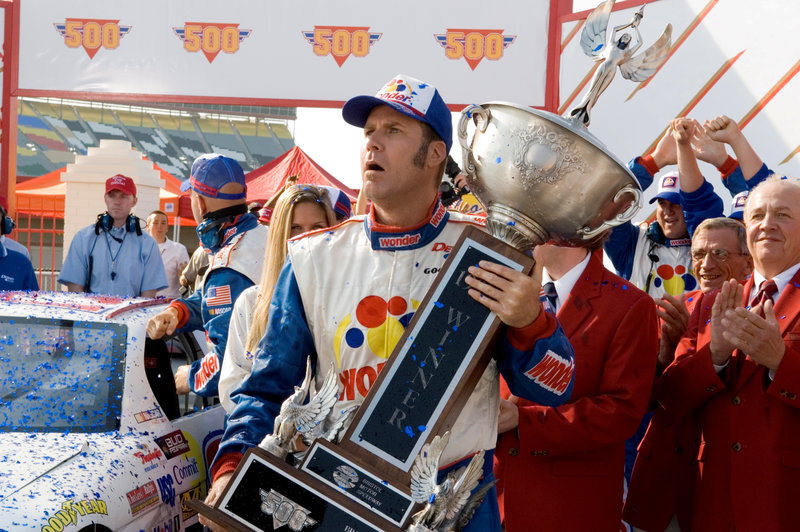Ricky Bobby (Will Ferrell). – Bild: 2006 Columbia Pictures Industries, Inc. and GH One LLC. All Rights Reserved.