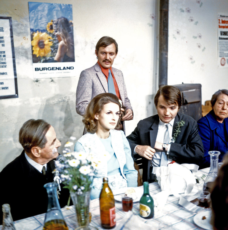 Sylvia Haider, Wolfgang Hübsch, Klaus Rott. – Bild: ORF