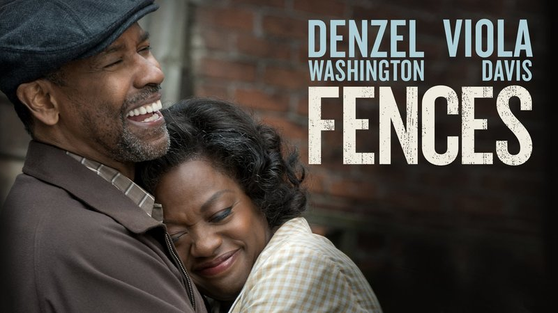 Fences - Artwork – Bild: 2016 Paramount Pictures. All Rights Reserved. Lizenzbild frei