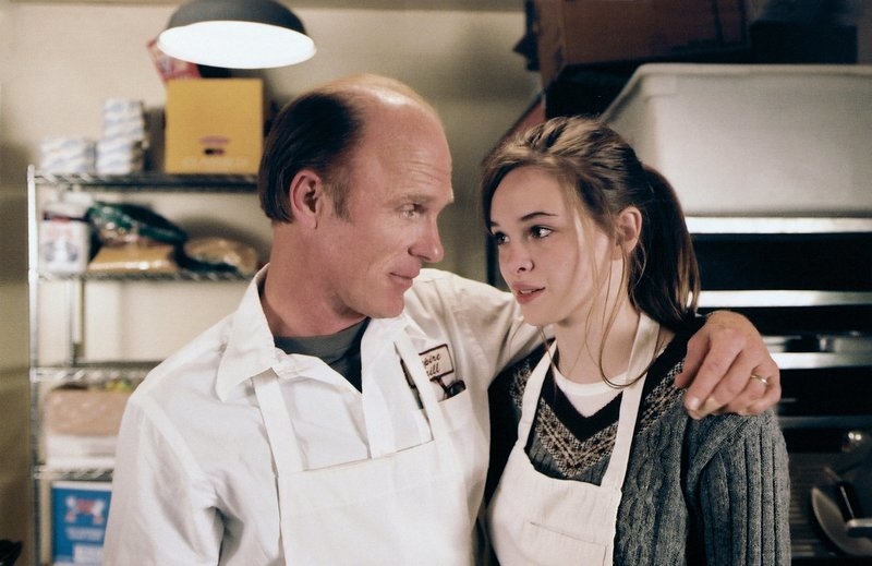 From right: Danielle Panabaker als Tick Roby und Ed Harris als Miles Roby – Bild: Sky Atlantic