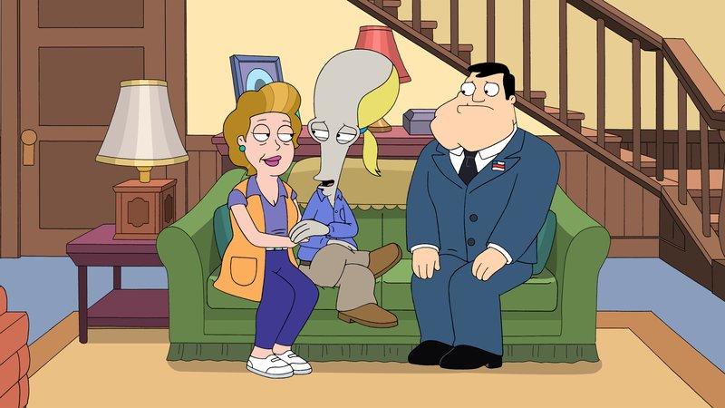 American Dad S09e04 Familienbande American Stepdad