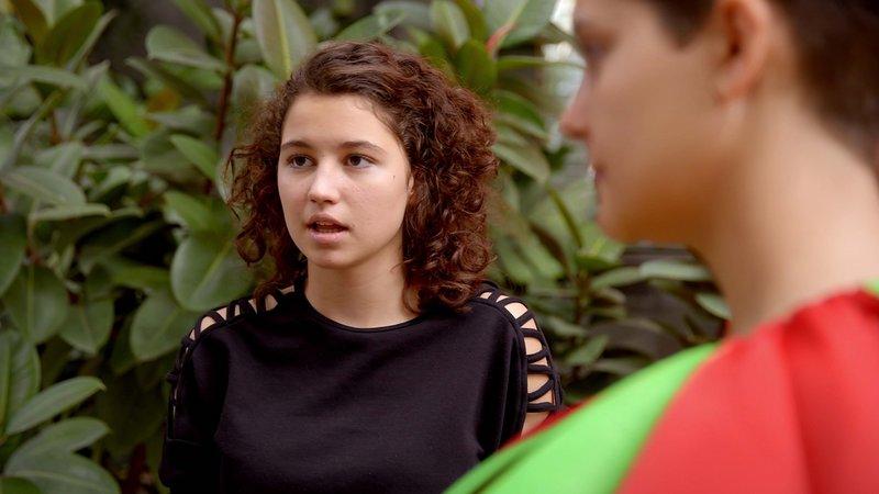 Lotte (Jesina Amweg) – Bild: Nickelodeon