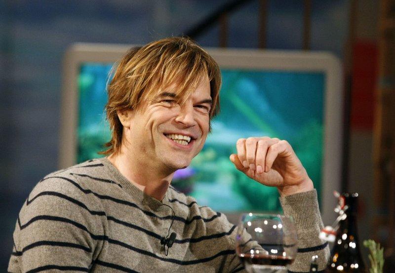 Campino bewirbt sich um einen Platz in der WDR-WG. – Bild: WDR/Dietmar Seip