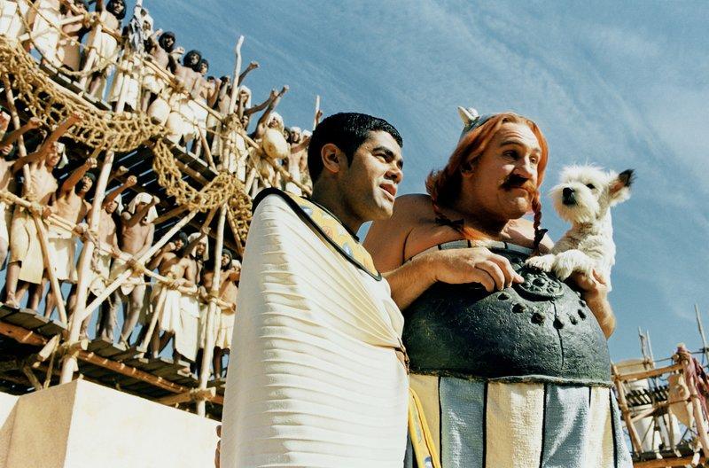 Asterix und Obelix: Mission Kleopatra – Bild: Disney Channel