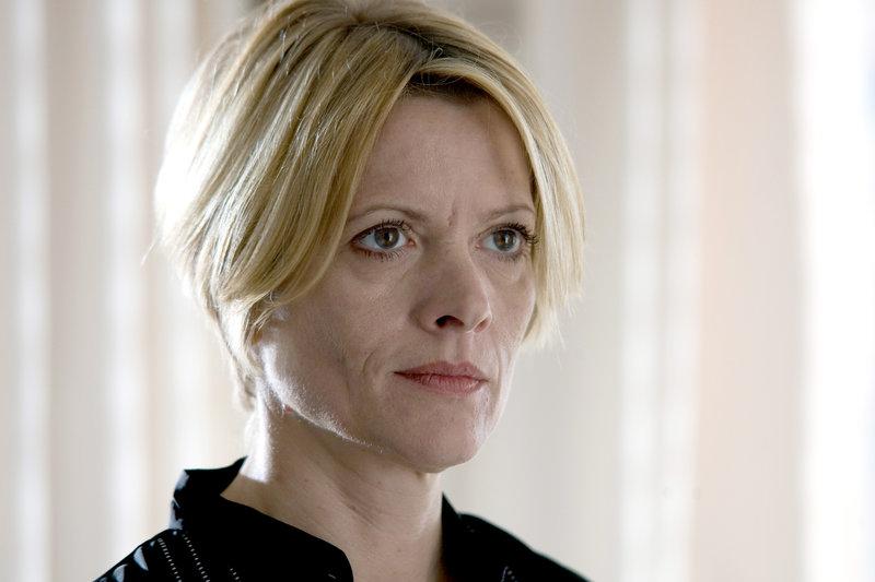 Karin Giegerich (Nikol Krüger). – Bild: ORF