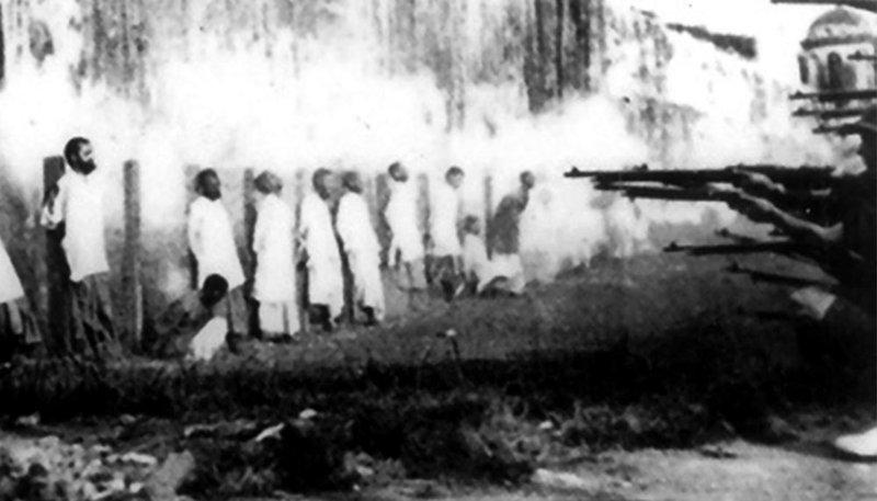 Erster Weltkrieg: Gerüchte führten zu Massenexekutionen in