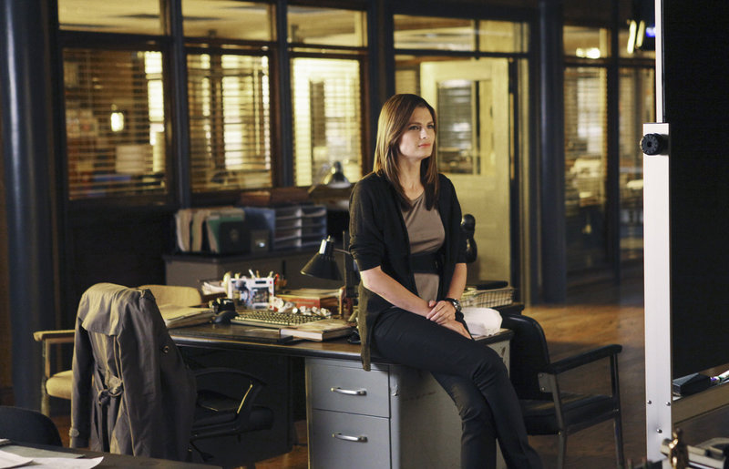 Johanna Beckett (Staffel 3, Folge 13) – Bild: Universal Channel