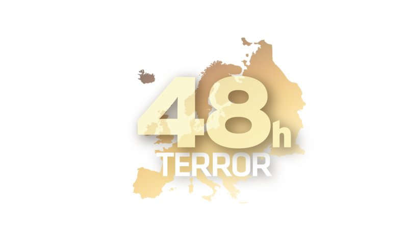 48h Terror - Logo – Bild: ATV Eigenproduktionsbild frei