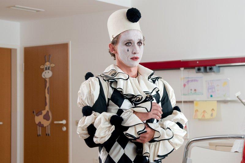 Aaron Friesz (Clown). – Bild: SRF zwei